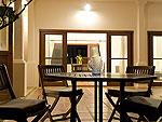 サムイ島 チョンモーンビーチのホテル : ランブータン ヴィラ(Rambutan Villa)の2ベッドルームルームの設備 Terrace