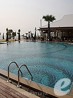 Swimming Pool : Ravindra Beach Resort & Spa, Jomtien Beach, Phuket
