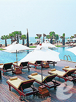 Poolside / Ravindra Beach Resort & Spa, หาดจอมเทียน