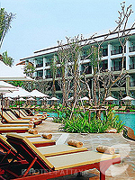 Poolside : Ravindra Beach Resort & Spa, Fitness Room, Phuket
