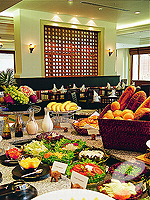 Restaurant : Ravindra Beach Resort & Spa, Jomtien Beach, Phuket