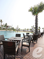 Poolside Restaurant : Ravindra Beach Resort & Spa, Fitness Room, Phuket