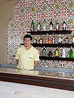 Poolside Bar : Ravindra Beach Resort & Spa, Meeting Room, Phuket