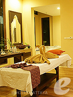 Spa : Ravindra Beach Resort & Spa, Jomtien Beach, Phuket