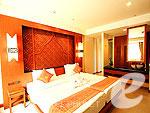 プーケット その他・離島のホテル : ラワイ パーム ビーチ リゾート(Rawai Palm Beach Resort)のスーペリア プールビュールームの設備 Room View