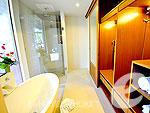プーケット その他・離島のホテル : ラワイ パーム ビーチ リゾート(Rawai Palm Beach Resort)のスーペリア プールビュールームの設備 Bath Room
