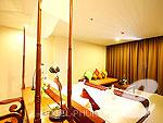 プーケット その他・離島のホテル : ラワイ パーム ビーチ リゾート(Rawai Palm Beach Resort)のデラックス プールビュールームの設備 Room View