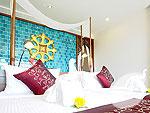 プーケット その他・離島のホテル : ラワイ パーム ビーチ リゾート(Rawai Palm Beach Resort)のデラックス プール アクセスルームの設備 Room View
