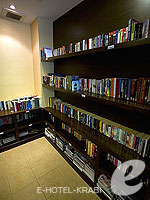 Library : Rawi Warin Resort & Spa, Family & Group, Phuket