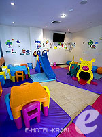 Kids Room : Rawi Warin Resort & Spa, Family & Group, Phuket