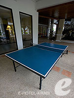 Table Tennis : Rawi Warin Resort & Spa, Fitness Room, Phuket