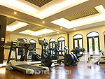 Fitness : Rawi Warin Resort & Spa, Fitness Room, Phuket