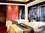 Spa : Rawi Warin Resort & Spa, Connecting Rooms, Phuket