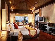 クラビ ランタ島のホテル : ラウィ ワリン リゾート & スパ(1)のお部屋「ヴィラ」