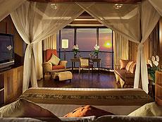 クラビ ランタ島のホテル : ラウィ ワリン リゾート & スパ(1)のお部屋「バーンワリンスイート」