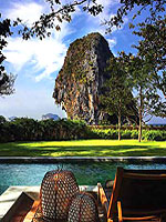 Happy Island : Rayavadee, Pool Villa, Phuket