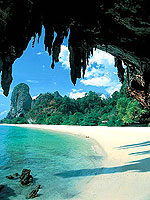 Phranang Beach : Rayavadee, Couple & Honeymoon, Phuket