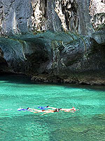 Snorkeling : Rayavadee, Couple & Honeymoon, Phuket