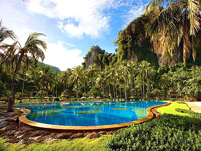 Hotels in Krabi / Rayavadee
