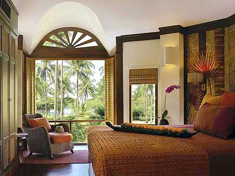 クラビ キャンペーンのホテル : ラヤヴァディ(1)のお部屋「デラックス パビリオン」