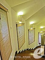 クラビ キャンペーンのホテル : ラヤヴァディ(Rayavadee)のテラス パビリオンルームの設備 Stairs