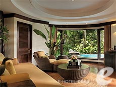 クラビ キャンペーンのホテル : ラヤヴァディ(1)のお部屋「ハイドロ プール パビリオン」