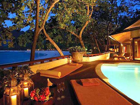 クラビ キャンペーンのホテル : ラヤヴァディ(1)のお部屋「ザ ライタレー ヴィラ」