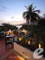 Main Restaurant : Renaissance Koh Samui Resort & Spa, Beach Front, Phuket