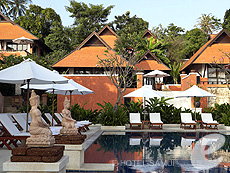 Renaissance Koh Samui Resort & Spa, Serviced Villa, Phuket