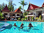 Swimming Pool : Royal Lanta Resort, Couple & Honeymoon, Phuket