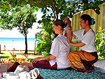 Massage : Royal Lanta Resort, Couple & Honeymoon, Phuket