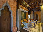 Reception : Royal Muang Samui Villas, Choeng Mon Beach, Phuket