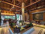 サムイ島 2ベッドルームのホテル : ロイヤル ムアン サムイ ヴィラ 「Lobby」