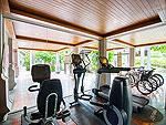 サムイ島 2ベッドルームのホテル : ロイヤル ムアン サムイ ヴィラ 「Fitness」