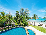 Swimming Pool : Royal Muang Samui Villas, Choeng Mon Beach, Phuket