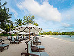 Beach : Royal Muang Samui Villas, Choeng Mon Beach, Phuket