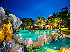 Royal Muang Samui Villas, Beach Front, Phuket