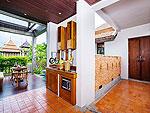 サムイ島 チョンモーンビーチのホテル : ロイヤル ムアン サムイ ヴィラ(Royal Muang Samui Villas)のファミリー プール ヴィラ 2ベッドルームルームの設備 Bedroom