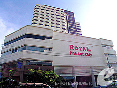Royal Phuket City Hotel, under USD 50, Phuket