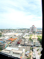 プーケット プーケットタウンのホテル : ロイヤル プーケット シティ ホテル(Royal Phuket City Hotel)のデラックスルームの設備 City View