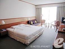 プーケット プーケットタウンのホテル : ロイヤル プーケット シティ ホテル(1)のお部屋「デラックス」