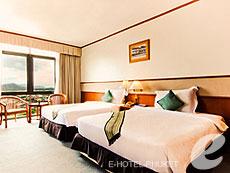 プーケット プーケットタウンのホテル : ロイヤル プーケット シティ ホテル(1)のお部屋「ビジネス」
