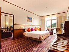 プーケット プーケットタウンのホテル : ロイヤル プーケット シティ ホテル(1)のお部屋「ジュニア スイート」