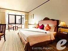 プーケット プーケットタウンのホテル : ロイヤル プーケット シティ ホテル(1)のお部屋「エグゼクティブ スイート」