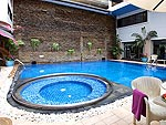 Swimming Pool : Royal President, Sukhumvit, Phuket