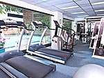 Fitness : Royal President, Connecting Rooms, Phuket