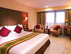 バンコク スクンビットのホテル : ロイヤル プレジデント(Royal President)のお部屋「スタンダード」