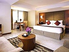 バンコク スクンビットのホテル : ロイヤル プレジデント(Royal President)のお部屋「デラックス スタジオ」