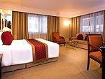 バンコク スクンビットのホテル : ロイヤル プレジデント(Royal President)のジュニア スイート 1ベッドルームルームの設備 Room View