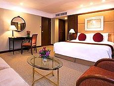 バンコク スクンビットのホテル : ロイヤル プレジデント(Royal President)のお部屋「ジュニア スイート 1ベッドルーム」